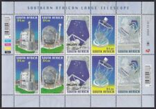 SOUTH AFRICA - 2004 Southern African Large Telescope sheetlet (MNH)