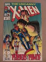 Uncanny X-Men #299 Marvel Comics 9.2 Near Mint-