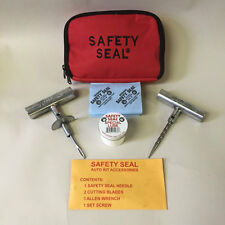 { 5 } Safety Seal Pouchs