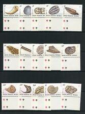 U111  B.A.T.  1990  anthropology  fossils   15v.   MNH