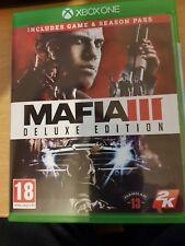 Mafia III -- Deluxe Edition (Microsoft Xbox One, 2016)