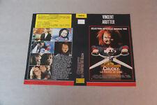 JAQUETTE VHS - Chucky la poupée de sang