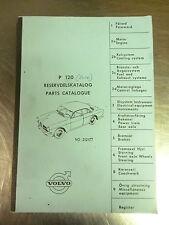 Volvo Amazon B16 parts catalogue P1200 - copy