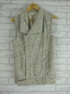 WITCHERY Jacket/Vest Sz M Grey