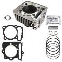 Honda XR400 Top End Rebuild 89mm Wiseco Piston 440 Big Bore Cylinder Gasket Kit