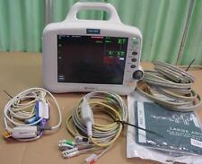 GE Dash 3000 Patient Monitor  ECG SpO2 NIBP Printer