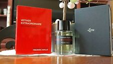 Vetiver Extraordinaire by Frederic Malle. Parfum. 100ml. 3.4 oz. NIB and Fresh!