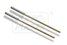 Gold-Elektroden massiv für Ionic-Pulser® Kolloidales Gold herstellen - 1,5x55mm