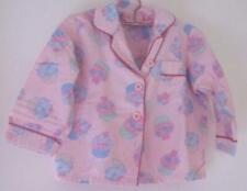 Girls mixed items  Mini ZZZ & Neon Flannelette Long Pyjamas Size 2 years