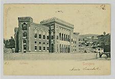 BOSNIA-HERZEGOVINA 66-SARAJEVO / Сарајево-Rathhaus (1901) (Undivided Back)