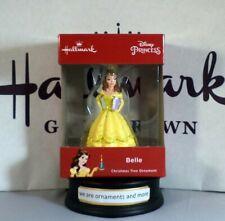 Hallmark Disney Princess Belle - Beauty and Beast Christmas Tree Ornament New