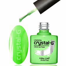 Crystal- G Nails London Salon Professional 8ml UV/LED Soak Off Gel Nail Polish