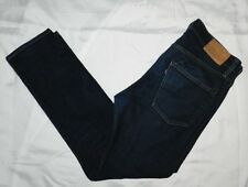 LEVI'S MADE & CRAFTED NEEDLE NARROW MEN'S BLUE JEANS SIZE 32/28.5