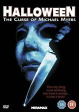 Halloween 6 The Curse of Michael Myers 5060223762623 DVD Region 2