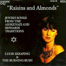 Lucie Skeaping and The Burning Bush - Raisins and Almonds, Jewish [CD]