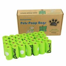 Dog Poop Bags 420 PCS Dog Waste Bags Earth Friendly &Biodegradable Pet poo bags