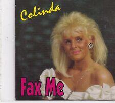 Colinda-Fax Me cd single