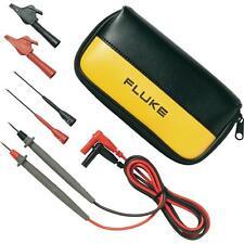 Fluke TL80A Basic Electronic Test Lead Set for Multimeters