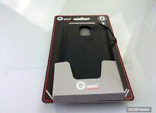 Galeli g-sg5fcs-01 LUXURY Case Cellulare Borsa, Custodia per Galaxy s5 NERO, NUOVO