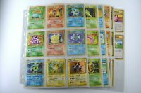 Complete Japanese Pokemon Base Set 1996 Charizard Blastoise Venusaur