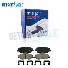Front Ceramic Brake Pads for 2007 2008 Hyundai Entourage Santa Fe Kia Sedona