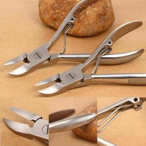 New Steel Cuticle Nipper Plier Nail Art Hot Manicure K2Q1 Trim S0Y1