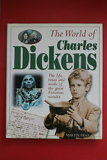 THE WORLD OF CHARLES DICKENS by Martin Fido (Hardcover/DJ, 1997)