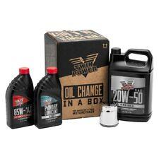 Twin Power - 539049 - Oil Change in a Box