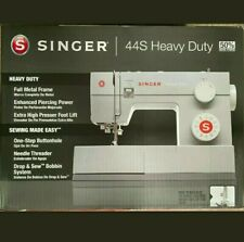 SINGER 44S Heavy Duty Sewing Machine with 23 Built-In Stitches BRAND NEW