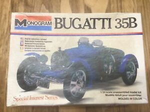 Bugatti 35B Monogram # 2234. Special Interest Series.  A