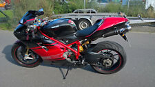 + Ducati 1098 S Vollcarbon Dampfhammer 70mm Termignoni 173PS! Finanz. möglich +