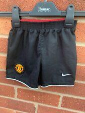 Nike Manchester United Mini Kit Baby Toddler Football Jersey Set New 12-36 MO
