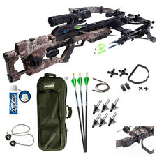 Excalibur Assassin 420 Take Down Crossbow Pro Package - True Timber Strata