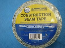 Barricade Construction Seam Tape 1 78 X 167 Ft