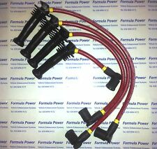 HT leads Ford Focus ST170 RS C-Max Mondeo BLUE 2 CORE Splitfire  PERFORMANCE set