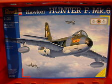 Revell - Hawker Hunter F. Mk.6 - 22 Squadron - Belgian Air Force - scale 1/32