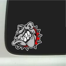 Bulldog  Car Decal Laptop Sticker Funny Car Decal Truck Sticker