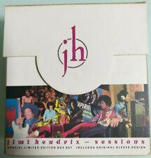 "JIMI HENDRIX. ""SESSIONS"". BOX.3 CD´S"