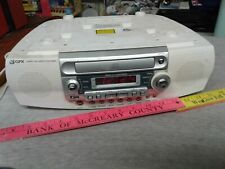 New listing Gpx Under Cabinet Cd Player Alarm Clock Radio D835 for parts Only