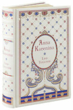 ANNA KARENINA by Leo Tolstoy ~ 2012 Collectible ~ Leather Bound ~ Sealed & NEW ~
