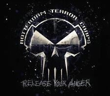 CD Rotterdam Terror Corps release Your Anger 2cds