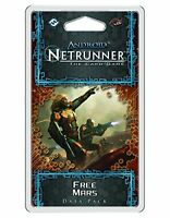 Android Netrunner LCG Free Mars Data Pack Expansion