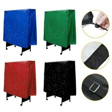 New listing 1*Table Tennis Table Cover Dustproof Outdoor Oxford Cloth Pong Replacement
