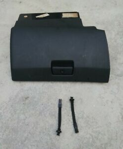 BMW E30 1987 325e Sedan Black Glove Box Lid/ Straps