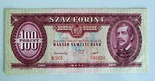 UNGARN, HUNGARY, 100 Forint 1949, UNC