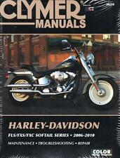 2006 2007 2008 2009 2010 Harley Softail FLS FXS FXC Repair Service Manual M250