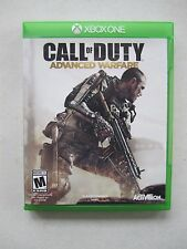 Call of Duty: Advanced Warfare (Microsoft Xbox One, 2014) FREE SHIPPING