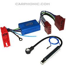 Audi VW antenas de radio adaptador de sonido de parte activamente Chorus Concert mini ISO Plug