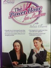 Step into Success The Power Hour for Leaders Belinda Ellsworth on 2 CDs 1 CD-ROM