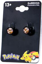 Pokemon Earrings Eevee 18g Faux Plug  - BRAND NEW